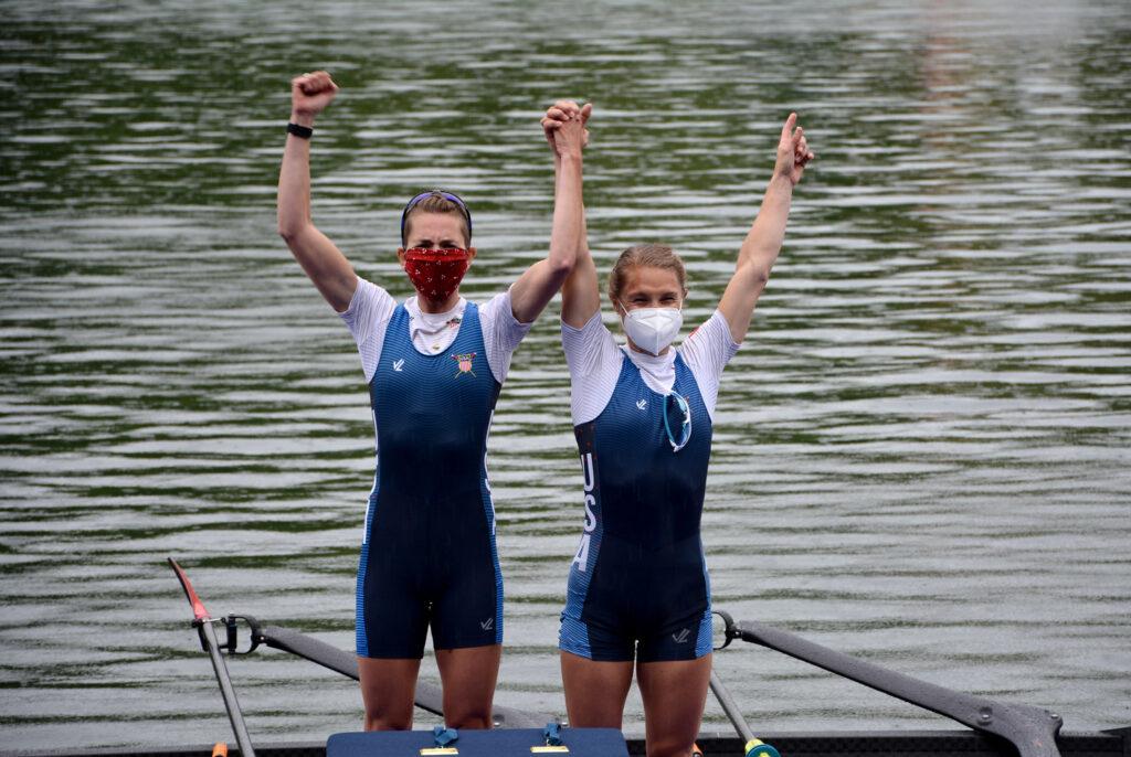 Olympic Qualification Regatta goes ahead